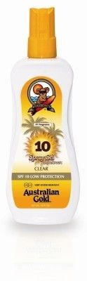 SPF 10 SPRAY GEL 237ml