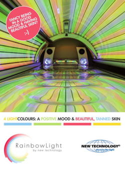 Rainbow Light Extreme BLUE 2m 180W