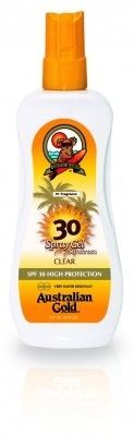 SPF 30 SPRAY GEL 237ml