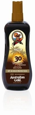 SPF 30 SPRAY GEL W/ BRONZER 237ml