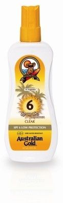 SPF 6 SPRAY GEL 237ml