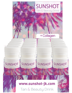 Sun Shot z kolagenem Display Box 24 x 60ml